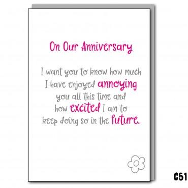 Annoying Anniversary