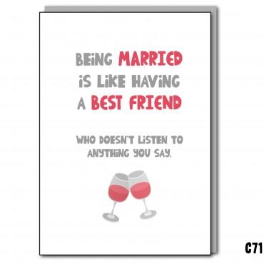 Married Best Friend