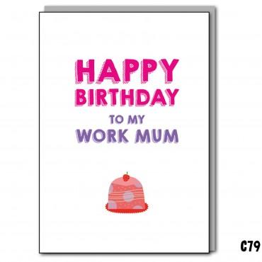 Work Mum
