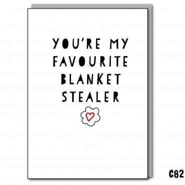 Blanket Stealer