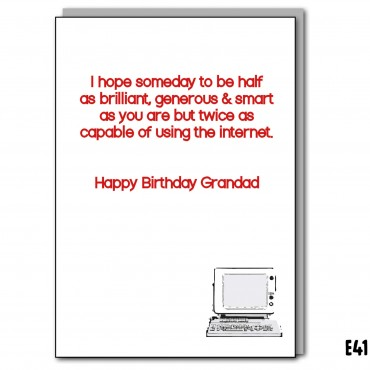 Internet Grandad