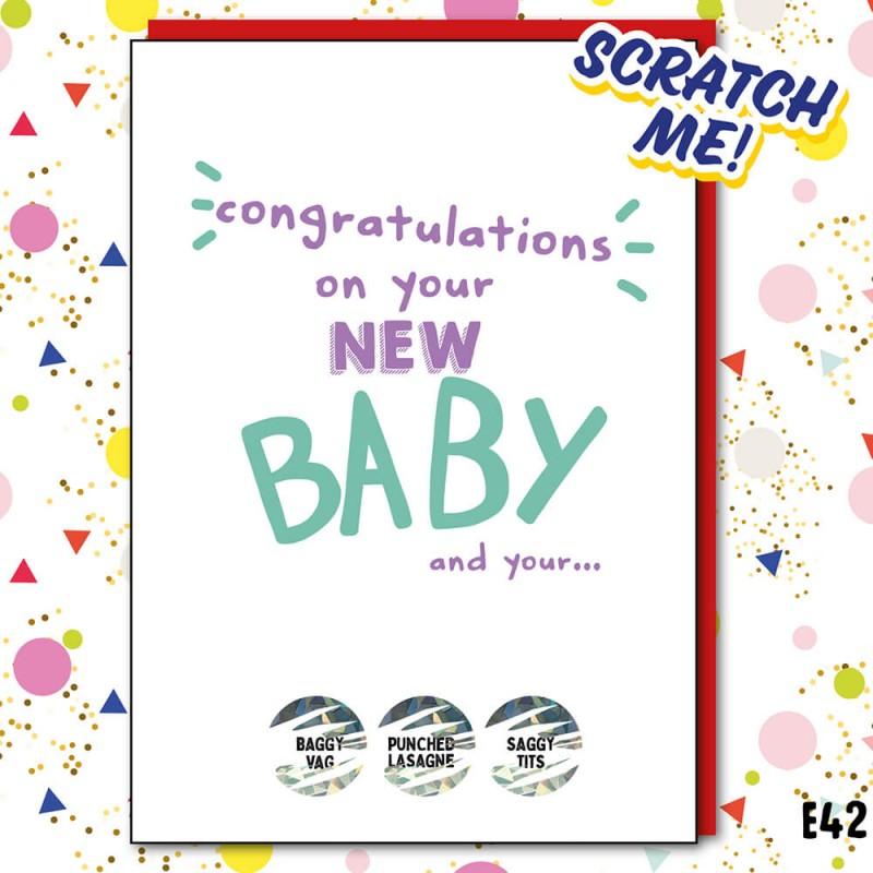 Congrats New Baby