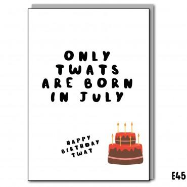 July Twat