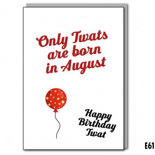August Twat