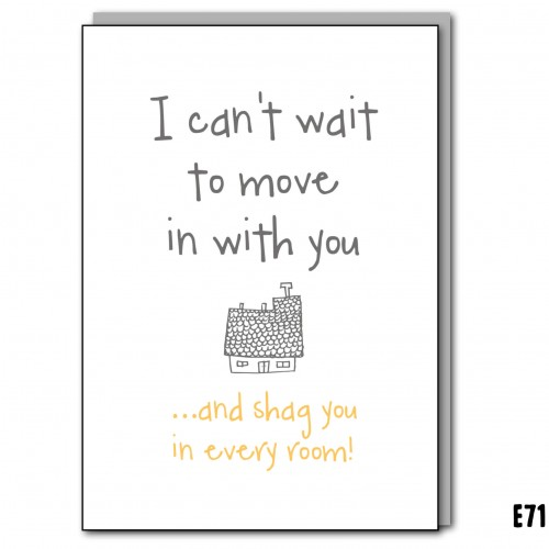 Move in with You