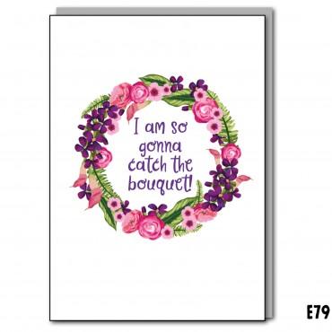 Catch the Bouquet