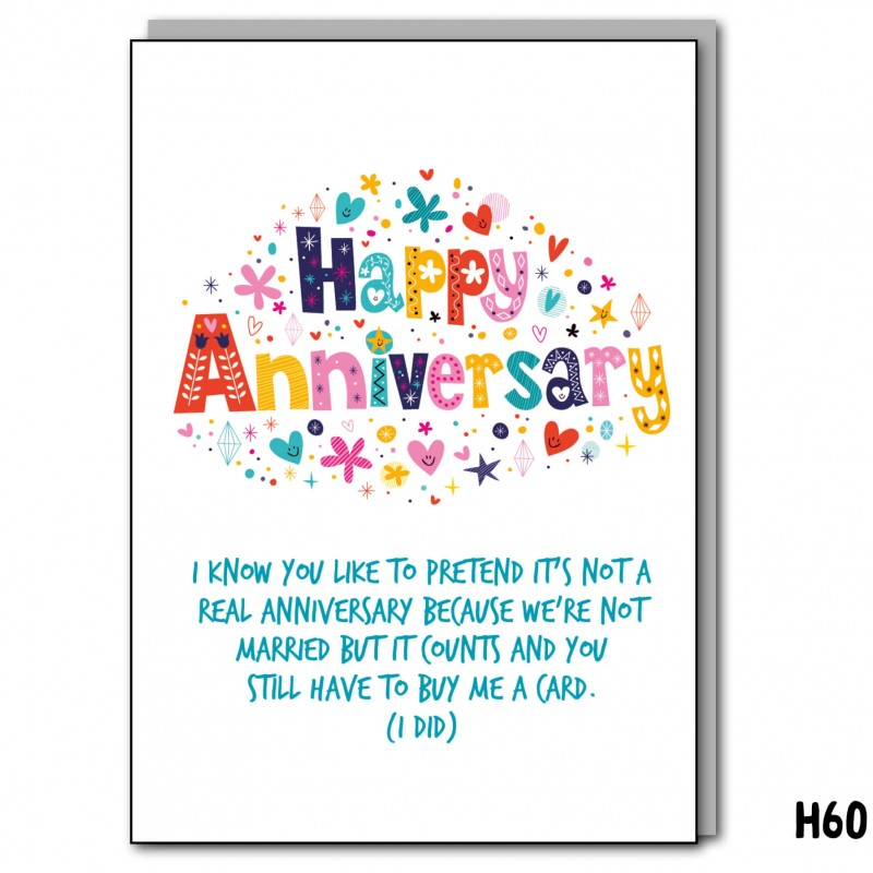 A Real Anniversary