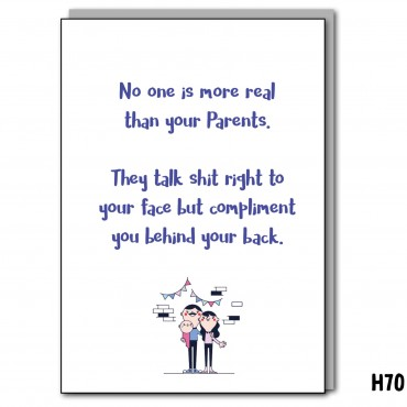 Real Parents