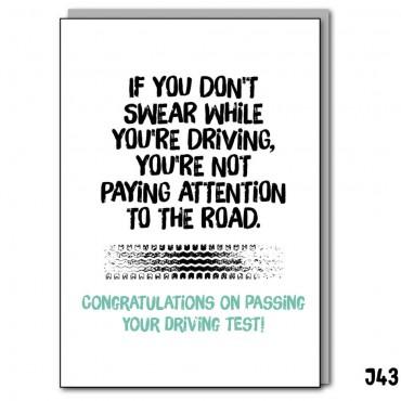 Swear Driving