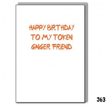 Ginger Friend