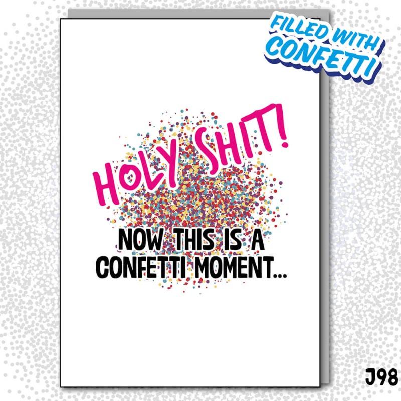 Confetti Moment