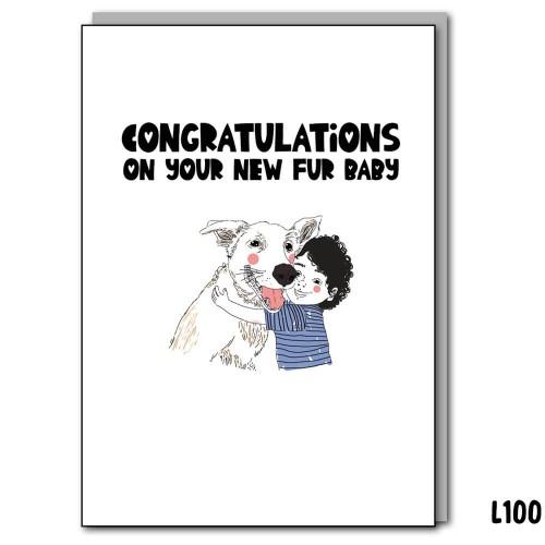 Fur Baby Dog
