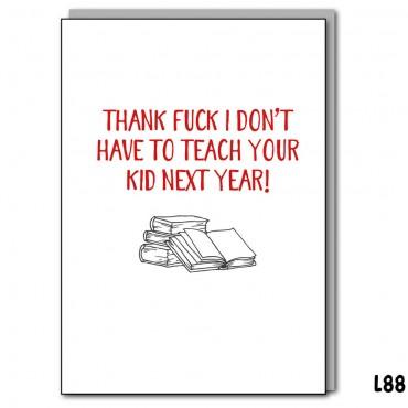 Teach Your Kid