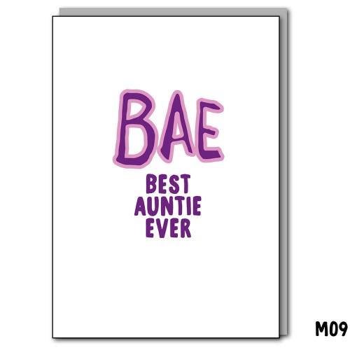 BAE Card