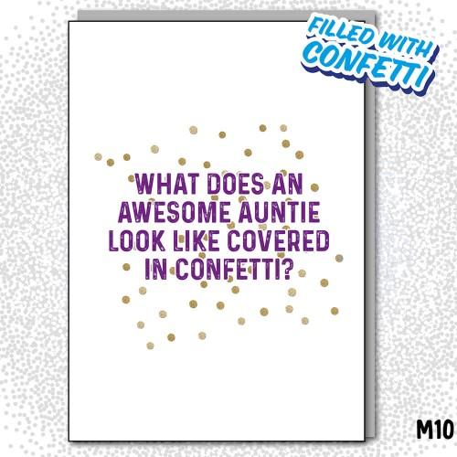 Auntie Confetti