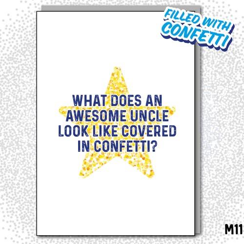 Uncle Confetti