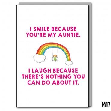 Smile Auntie