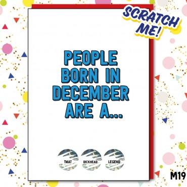 December Legend