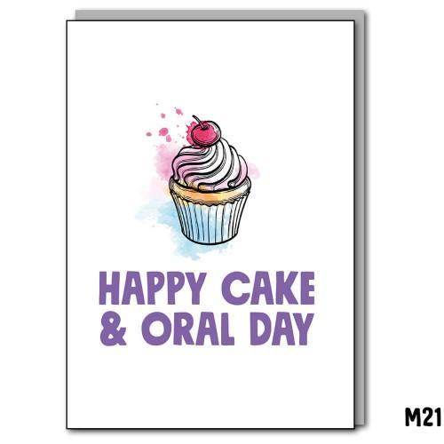 Cake & Oral Day