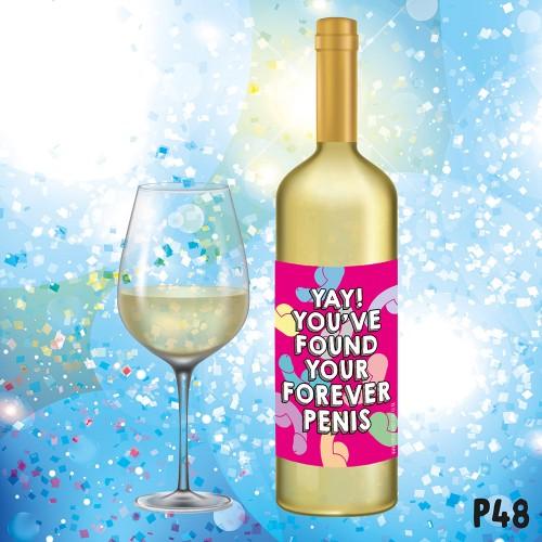 Forever Penis Wine