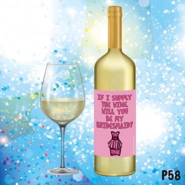 Bridesmaid Wine