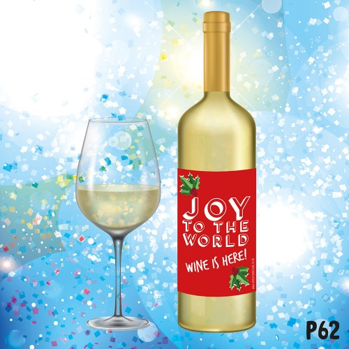 Joy to the World Label