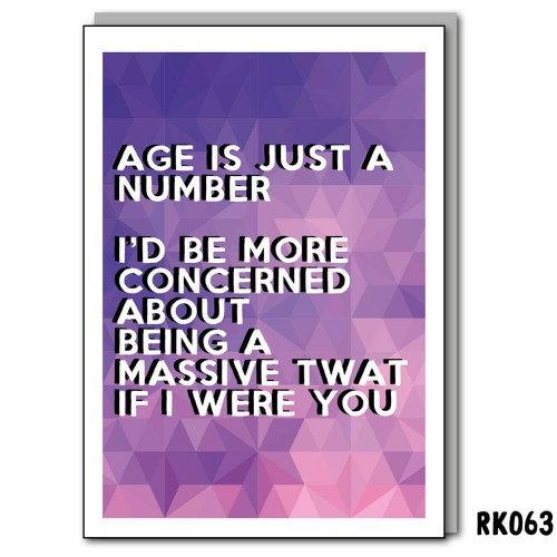 Age Number