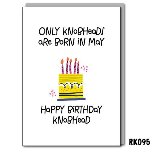 May knobhead