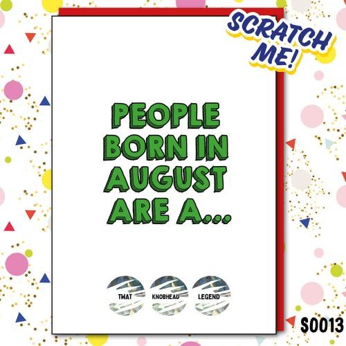 August Legend