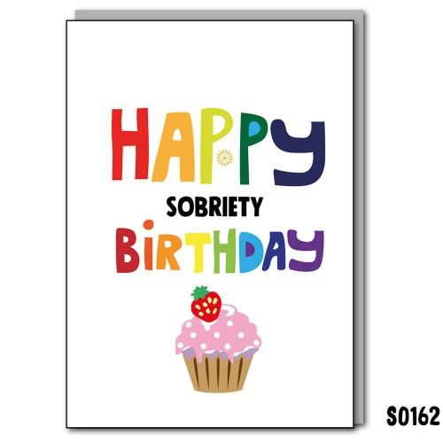 Sobriety Birthday