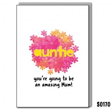 Auntie Amazing Mum