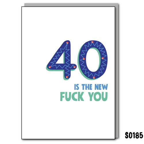 40 is the New