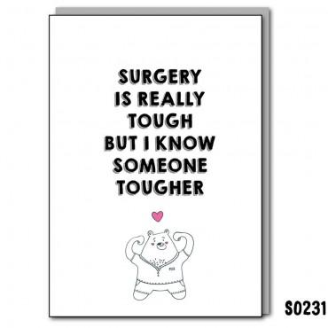 Tough Surgery