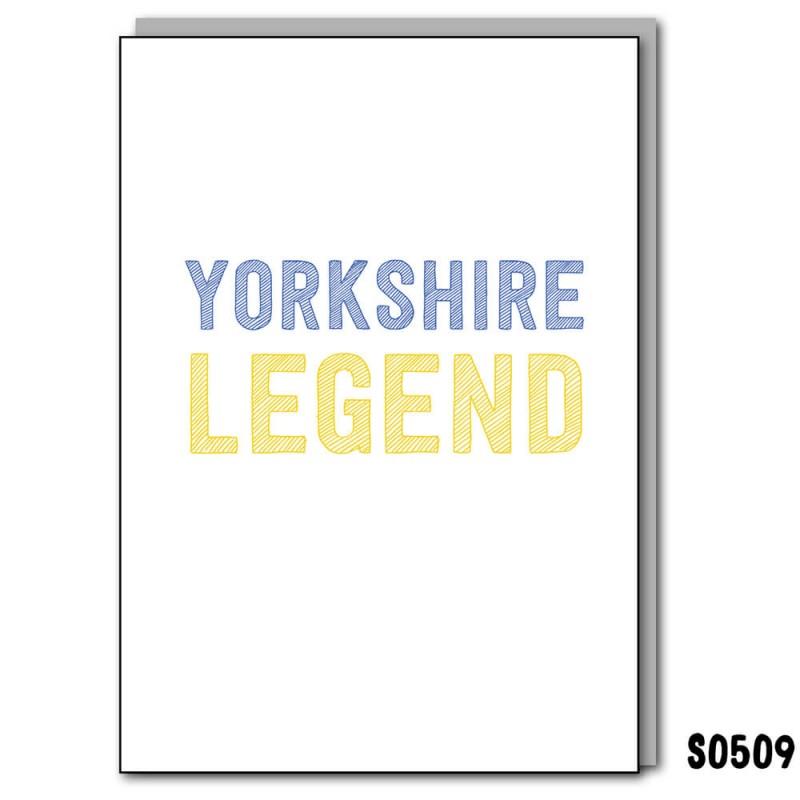 Yorkshire Legend