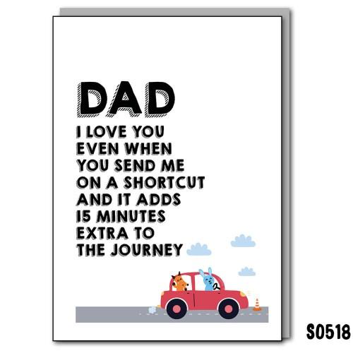 Dad Shortcut