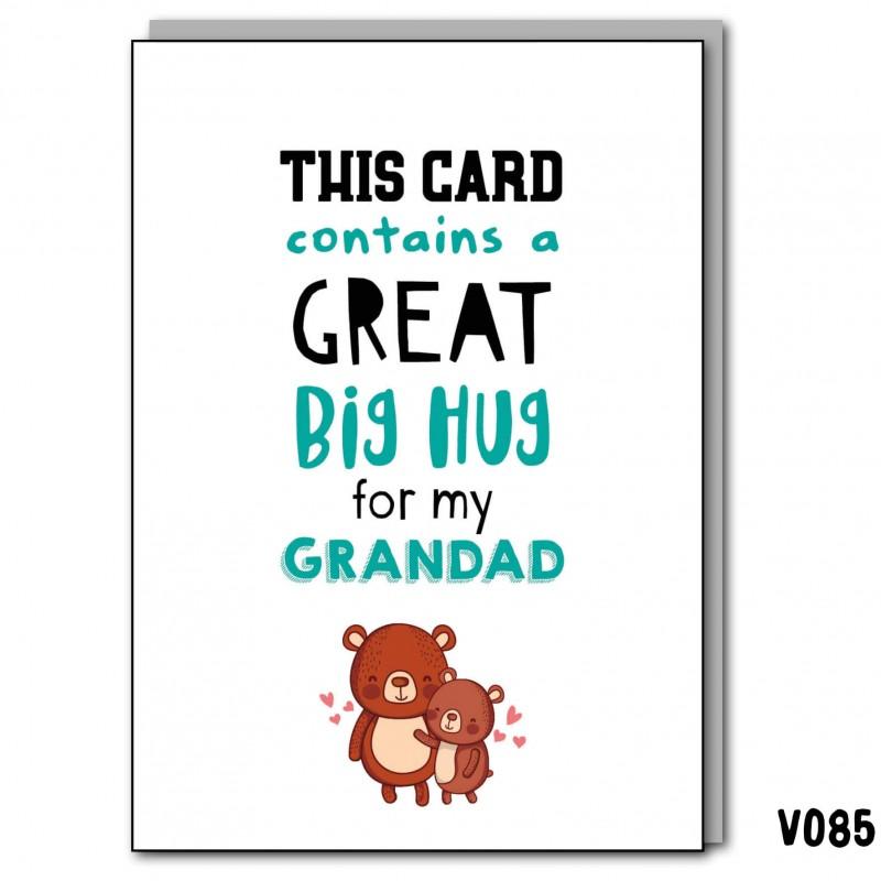 Big Grandad Hug
