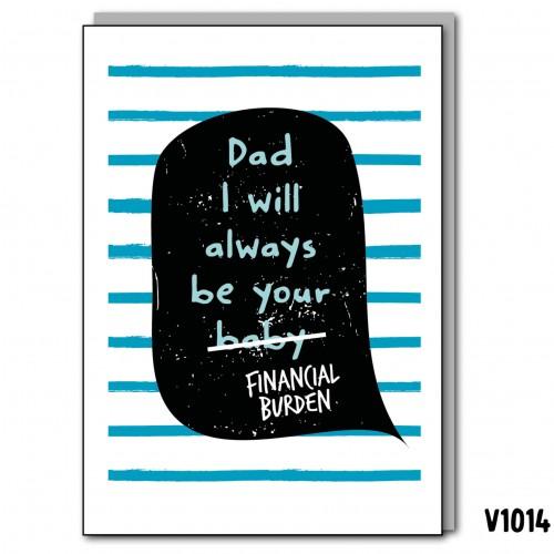 Baby Financial Burden