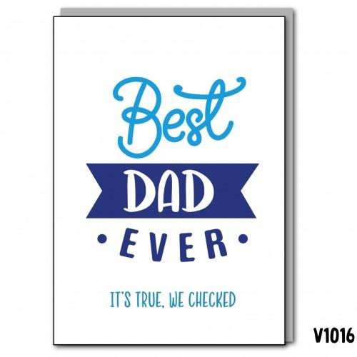 Best Dad True