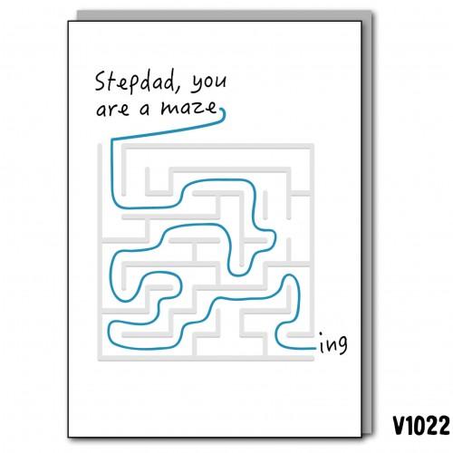 Stepdad Maze