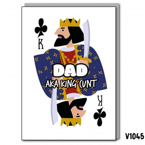 Dad King Cunt