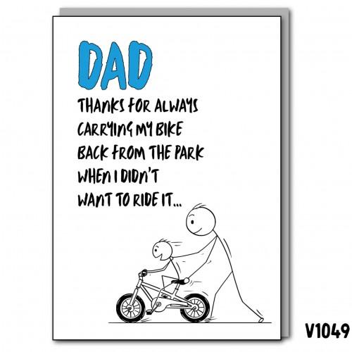 Dad Bike
