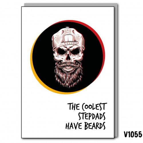Stepdad Beard
