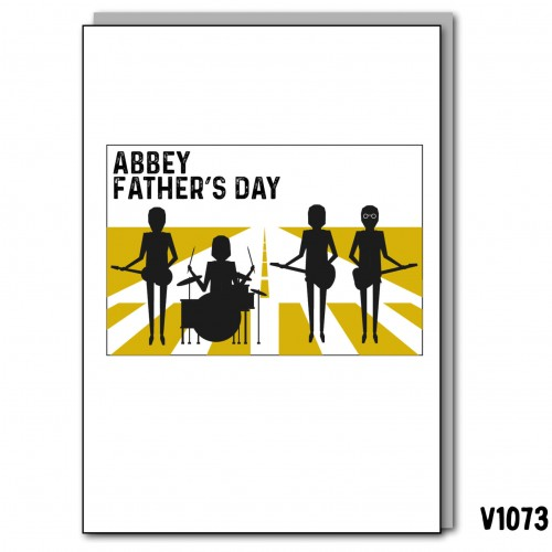 Abbey Father's day
