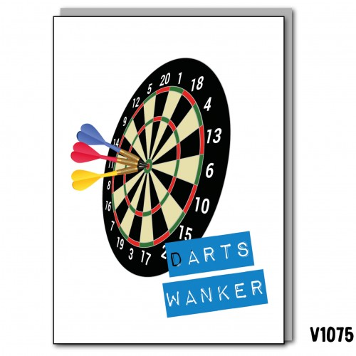 Darts Wanker