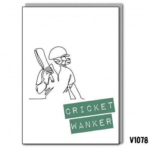 Cricket Wanker