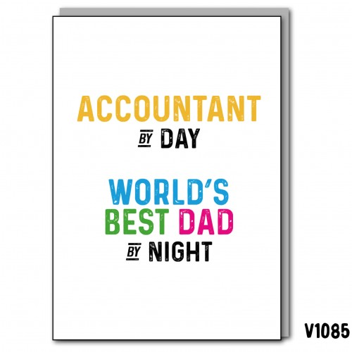 Accountant Dad