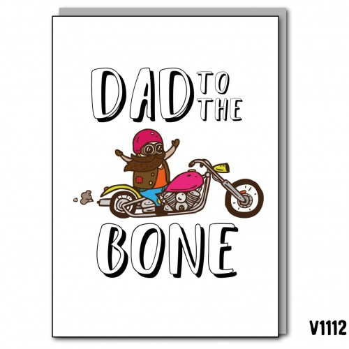 Dad to the Bone