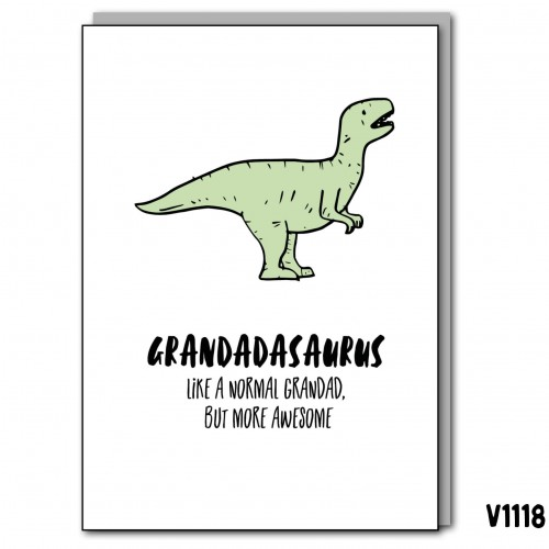 Grandad Dino