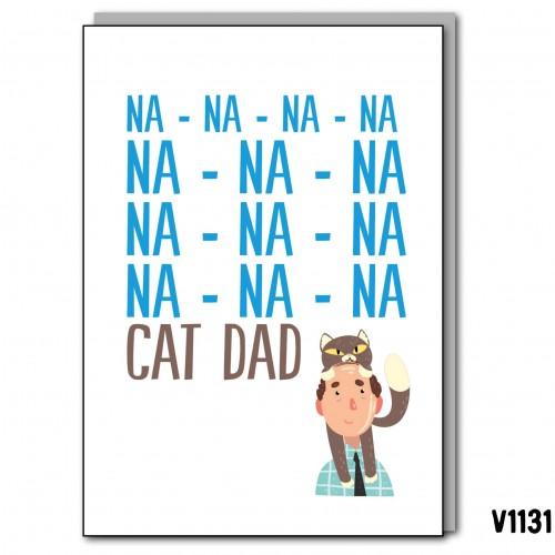 Cat Dad Na Na