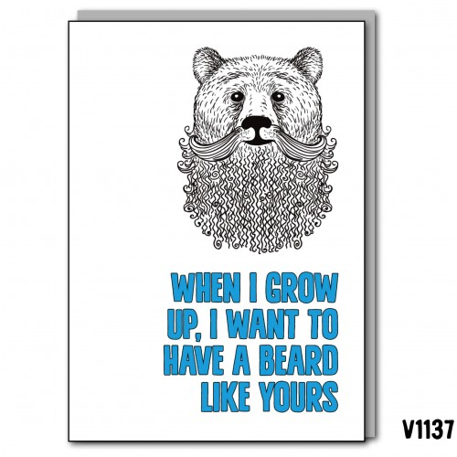 Beard Like Yours